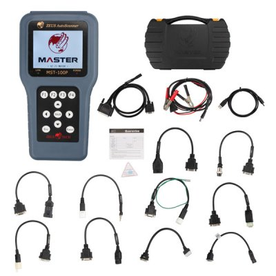 MST-100P Motor Scan Tool 8 in 1 MST100P Zeus PC Scanner