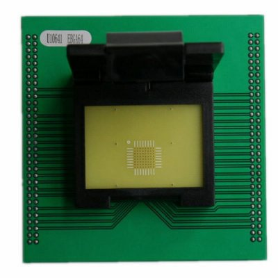 EBGA64 adapter socket EBGA64 for UP828 UP818 ultra programmer