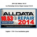 Mitchell ondemand service repair manual Alldata 10.53 crack