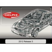 Activate 2012 Release 3 Delphi DS150E software for Autocom CDP+