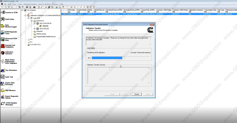 Cummins INSITE 8.3.0120 software