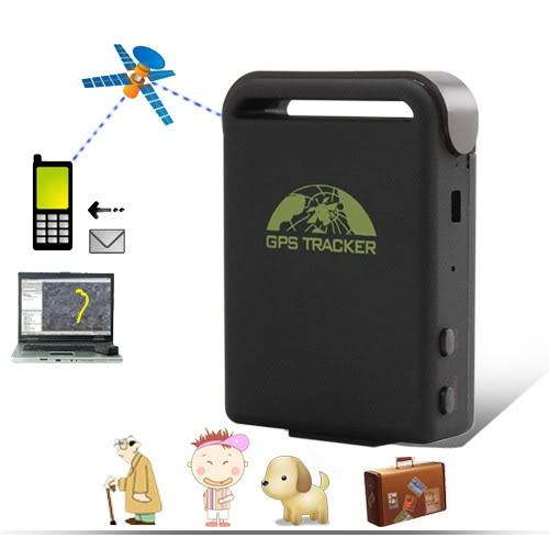 GSM GPRS GPS Tracker Global smallest GPS tracking