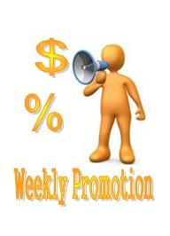 welcome to OBD2repair Weekly Promotion