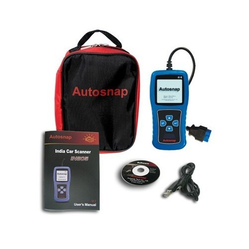 Autosnap IN805 Scan Tool India Car Scanner IN805 Code Reader